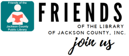 Friends of the library of Jackson County, INC.