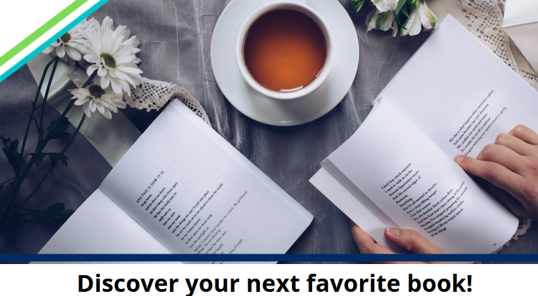 Discover your next favorite book.