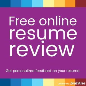 Free resume review.