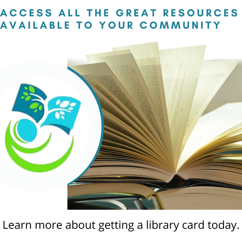 Get a Jackson County Public Library card.